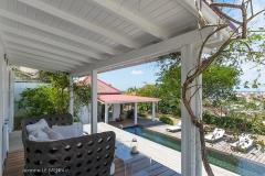 Angelina pool terrace