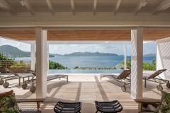 Arawak living pool ocean view