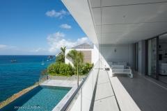 Axel Rocks bedroom terrace ocean view