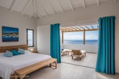 Belharra bedroom ocean view