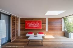 Black Pearl bedroom sofa
