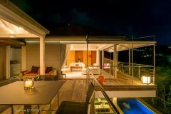 Casa Roc house view