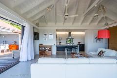 Casa Roc living kitchen