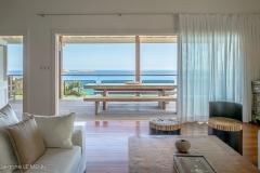 Claridge living ocean view