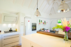 Harbour Sully kitchen gas cooker living