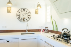 Harbour Sully kitchen gas cooker