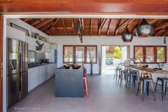 La Danse du Soleil kitchen bar