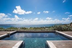 Ti Chato pool ocean view