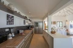 West View kitchen living